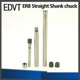 Mandril de aro do suporte de ferramentas dos mandris da série de Edvt Er8 Er