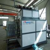Труба замотки стены HDPE полая делая машинное оборудование