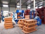 Bloco Semi automático que faz máquina o tijolo fazer à máquina a maquinaria do bloco de cimento