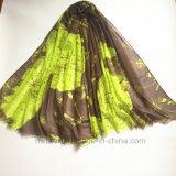 Großverkauf kundenspezifischer Sommer-Polyester-Form-Schal (H7241)