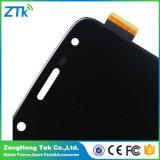 Цифрователь касания LCD качества AAA для экрана Motorola Moto z