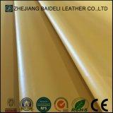 Кожа PVC свежего цвета синтетическая для драпирования мешков