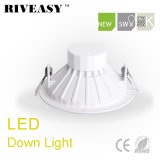 5W éclairage LED SMD Ce&RoHS DEL Downlight