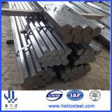 Barra d'acciaio di esagono della barra piana della barra quadrata della barra rotonda SAE1018