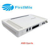 FTTH Ont 4 * Ge + 2 * Pots + WiFi + CATV Onaccess G600-04G-2V-W-TV