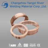 Aws A5.18 Er70s-6 Welding Wire für Marine Steel Welding
