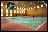 Couleurs variées de Litchi Pattern Sports Flooring Stock Available