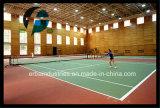 Различные цвета Litchi Pattern Sports Flooring Stock Available
