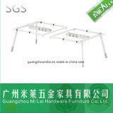 二重側面のオフィスワークステーション机のための高品質のステンレス鋼の家具の足
