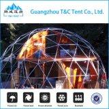 Prix de logements de dôme de tente/jardin d'igloo de jardin/tente géodésique transparente