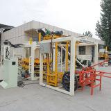 Bloc concret hydraulique complètement automatique faisant la machine Qt4-18