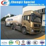 Double de l'essieu 18mt 20tons LPG de camion citerne remorque mobile semi