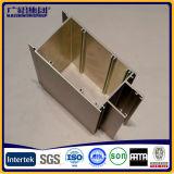 Perfil de processamento de alumínio da extrusão pelo OEM das máquinas do CNC fornecido