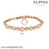 74672 Armband van de Juwelen van de Parels van het Messing van de manier de Gouden