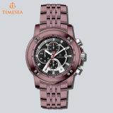 Het Polshorloge van het Roestvrij staal van het Horloge van de Chronograaf van Miyota van de luxe OS60 voor Men72624