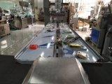 Verpakkende Machine van de Snack van het Hoofdkussen van de Verpakking van China de Automatische Horizontale