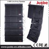 L-808d China EV Zeile Reihen-Lautsprecher-Zeile Reihe leeren 18 Zoll Subwoofer Kasten-Entwurfs-Lautsprecher