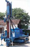 Perforadora del agua hidráulica llena de la plataforma de perforación del ancla del aire para la arena Stratums del suelo