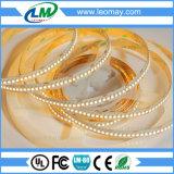 Diode LED beleuchtet Niederspannung IP20 SMD3528 240LEDs flexible LED einzelne Reihe des Streifen-Lichtes