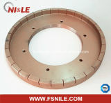 Поделенный на сегменты диамант придающ квадратную форму колесу для керамического