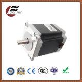 Motor de piso 1.8-Deg de NEMA24 60*60mm para máquinas de impressão Sewing