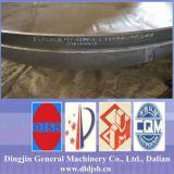 ステンレス鋼の楕円形の皿ヘッド