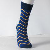 Носки платья нашивки счастливых носок цветастые для людей
