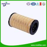 El filtro de petróleo para abastece el excavador 1r-0741 del material de construcción del pilar