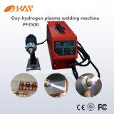 Machine de découpage oxyhydrique de plasma de commande numérique par ordinateur de gaz de flamme de coupeur portatif de plasma PF3500