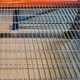 Rejilla de barra de acero galvanizado para el suelo