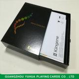 Коробка играя карточек Yh05 взрослый самого лучшего качества Customed пластичная