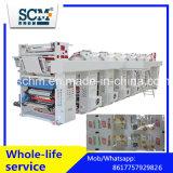 Machine d'impression normale de rotogravure de film plastique de la CE