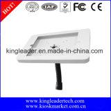 Стойка киоска iPad неровный металла Desktop с ротатабельным кронштейном для показа