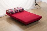 Base dobrada do sofá da tela três modernos