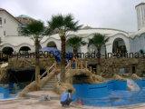 Albero artificiale della palma da datteri di alta qualità per la decorazione del giardino
