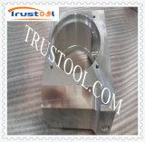 CNC van het aluminium en van het Roestvrij staal het Machinaal bewerken