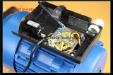 compresseur de l'air 240V monophasé de moteur électrique de l'arbre 24mm de 2.2kw 3HP 2800rpm