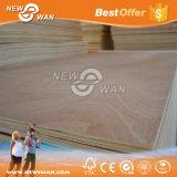 Linyi-Fabrik-Bauholz Okoume Handelsfurnierholz für Möbel