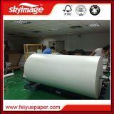 papier de transfert chaud de sublimation de roulis enorme de la vente 63inch FW 45GSM de 1.6m avec l'imprimante rapide