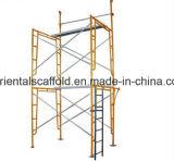 Material de construcción Paseo a través del marco