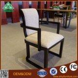 木製の安い価格の有名なホテルの部屋の机椅子デザイン