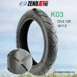 Elektrische pneumatischer Reifen des Roller-Gummireifen-Mobilitäts-Gummireifen-3.00-4