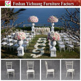 Yc-A382 продают стулы оптом Chiavari металла для венчания