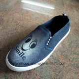 Nuevos zapatos baratos del deporte de la inyección de los zapatos ocasionales del diseño (FF1101-2)