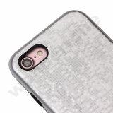 ダイヤモンドの穀物デザインiPhone 6のためのハイブリッドTPU電話箱