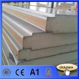 El panel de emparedado ligero del acero EPS/PU de la alta calidad