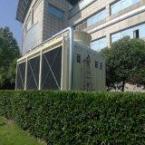 CTI a certifié la tour de refroidissement rectangulaire combinée par 3cells d'écoulement transversal avec la haute performance