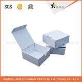 Rectángulo de envío de encargo del papel de cartulina acanalada de la fábrica