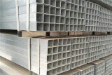 Труба GR b изготовления ASTM A500 фабрики профессиональная гальванизированная Q235B квадратная