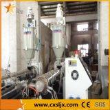 50-250mm Entwässerung doppel-wandiges PLASTIKPET gewölbter Rohr-Produktionszweig